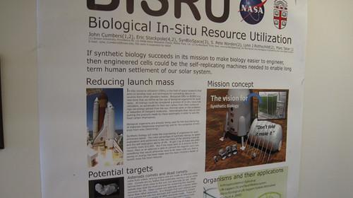 Synthetic Biology Research at NASA Ames | by Alexander van Dijk