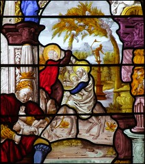 Flight into Egypt and the Slaughter of the Holy Innocents