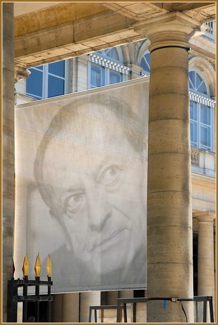L'ombre de Malraux au Palais Royal