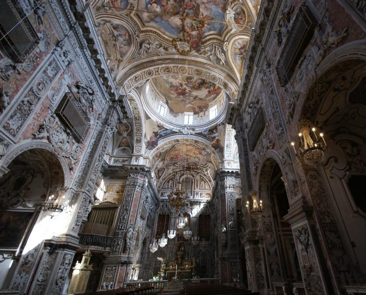 Chiesa di Santa Maria di Gesù or Casa Professa