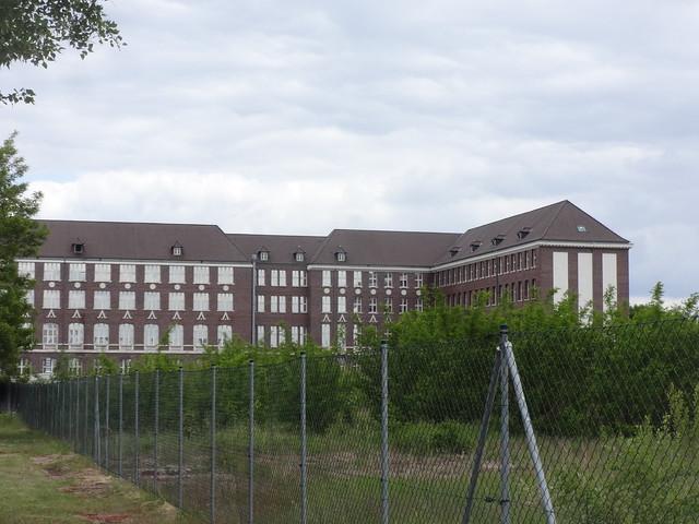 1930 Magdeburg Erweiterung Verwaltungsgebäude Maschinenfabrik Krupp-Gruson Marienstraße 1 in 39112 Buckau