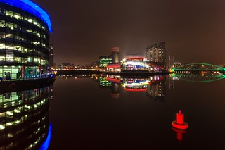 Salford Quays, Greater Manchester, North West England | by Anthony Lawlor