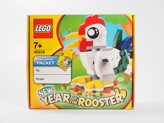 LEGO Year of the Rooster (40234) | by Brickfinder