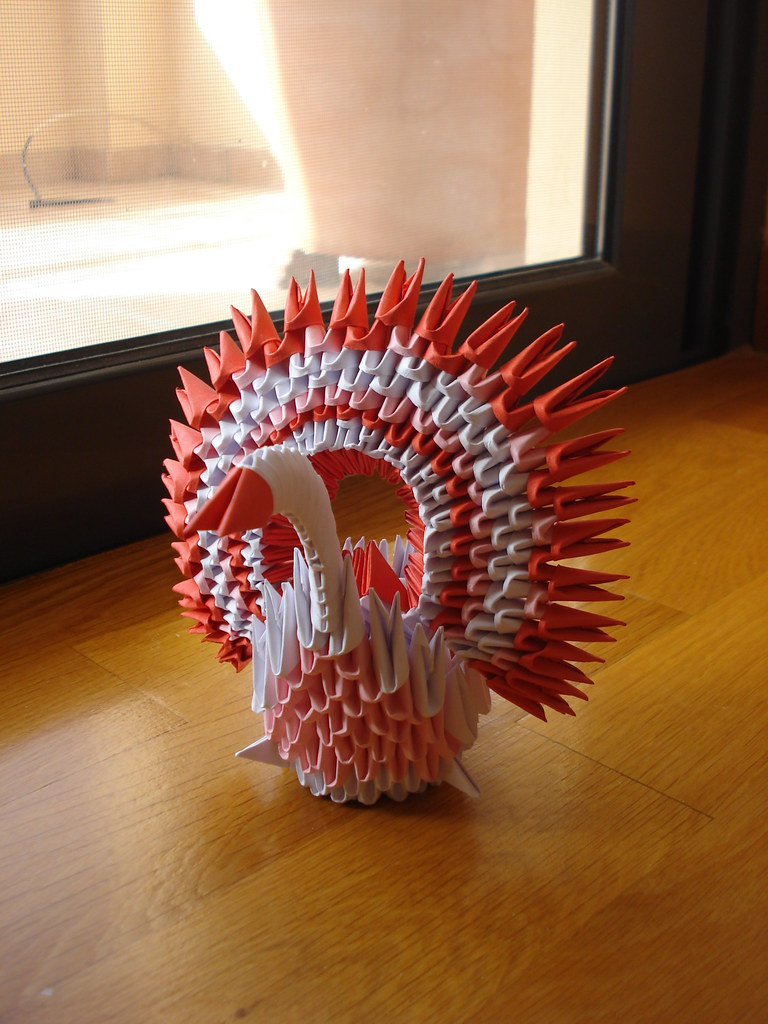 3D Origami Triangles : 4 Steps - Instructables | 1024x768
