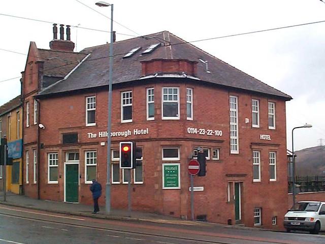 The Hillsborough Hotel, Sheffield