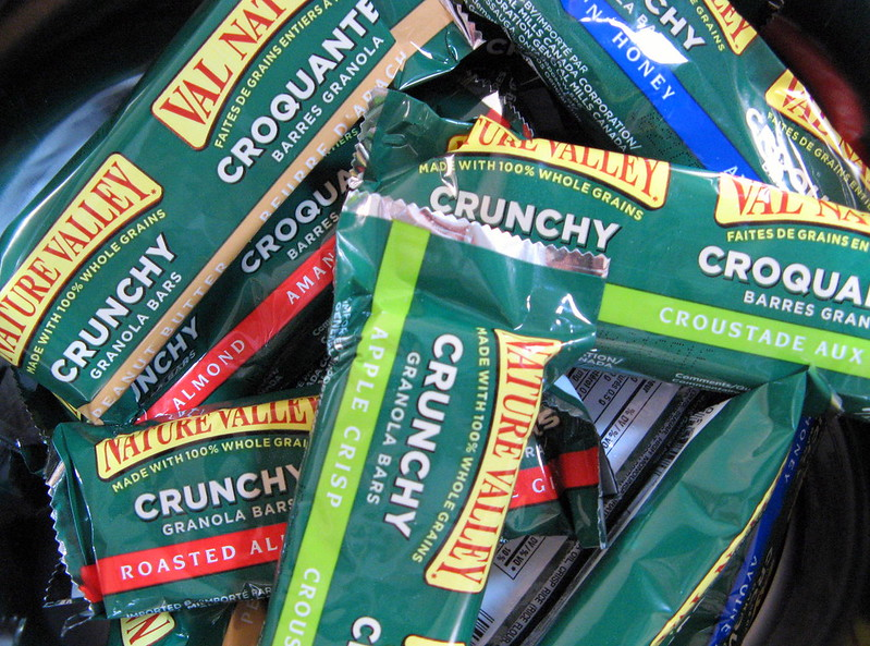 365, Random, day 63, my fav Granola Bars