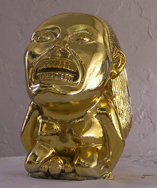 Indiana Jones Fertility Idol Prop | Raiders of the Lost Ark