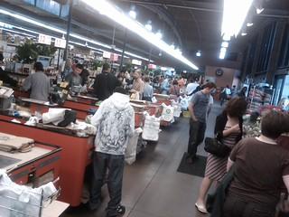 Berkeley Bowl Cash Registers