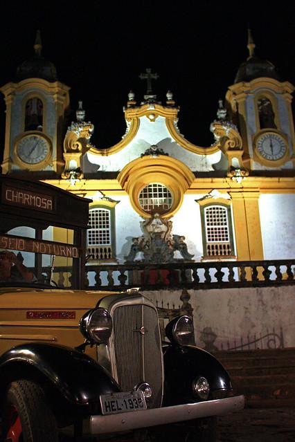 Igreja Matriz em Tiradentes