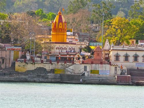 Ashrams - Rishikesh | by wieland7