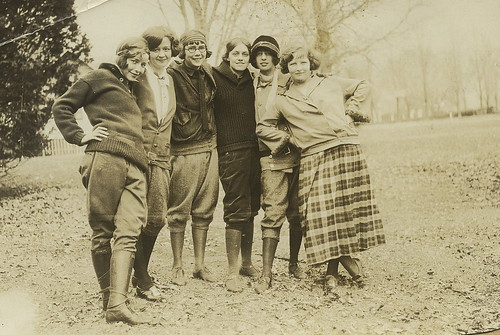 Flapperettes May 1924 | by Infrogmation
