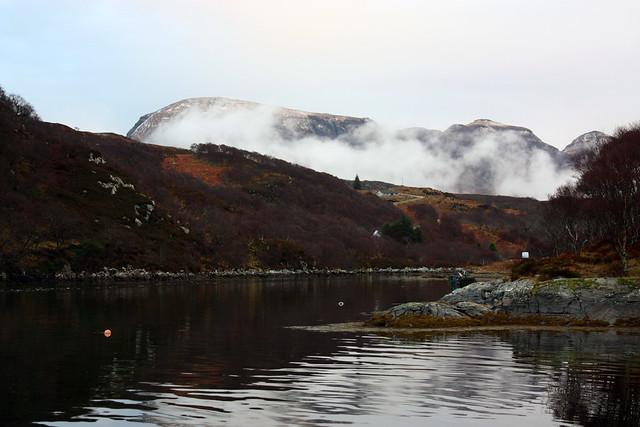 Quinag view, Nedd, Assynt, Scotland