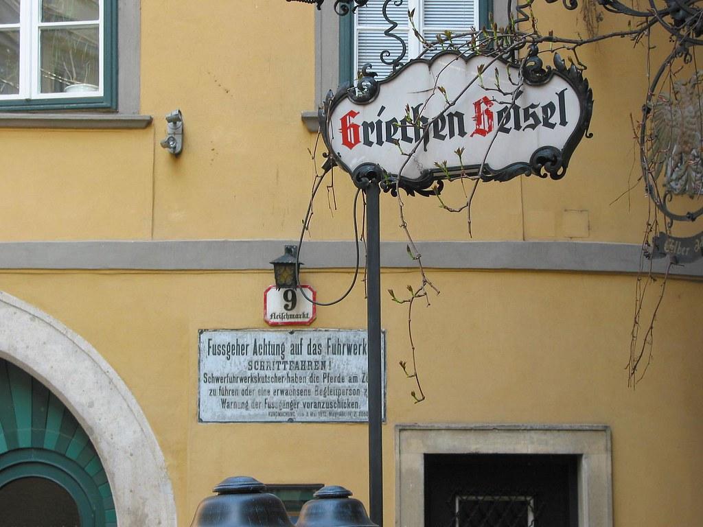 Griechenbeisel in Wien