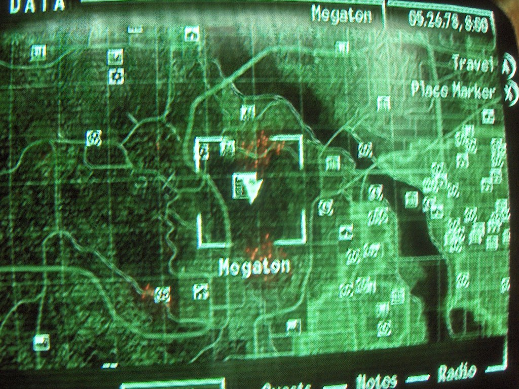 DC Map - Fallout 3 - Level Very Hard - Xbox 360 ...