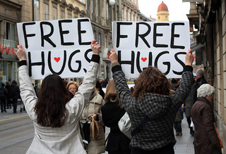 There is not such things as free hugs | by still wanderer