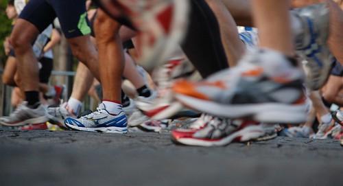 Running Shoes | by Josiah Mackenzie
