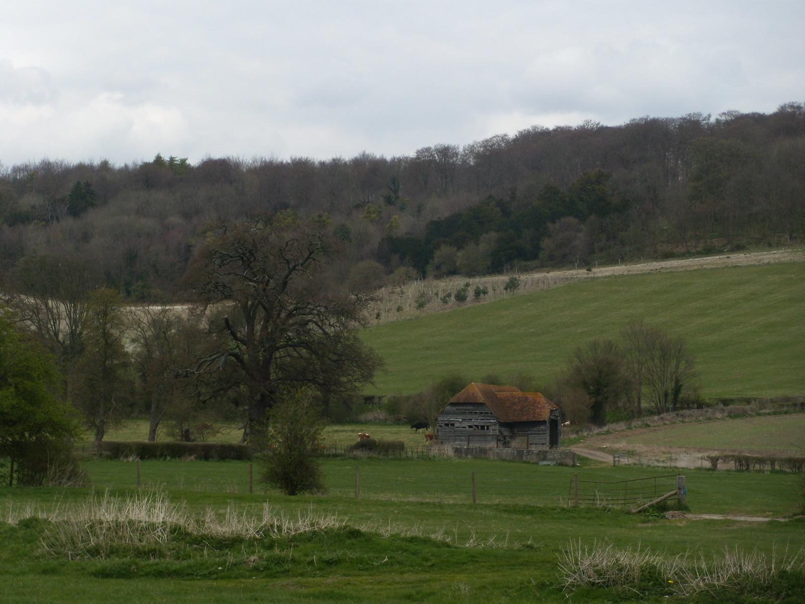 Old barn Near Hambleden Marlow Circular
