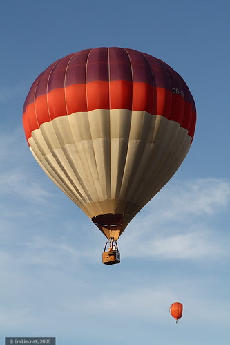 Hot Air Balloon | by Eric Lim Photography