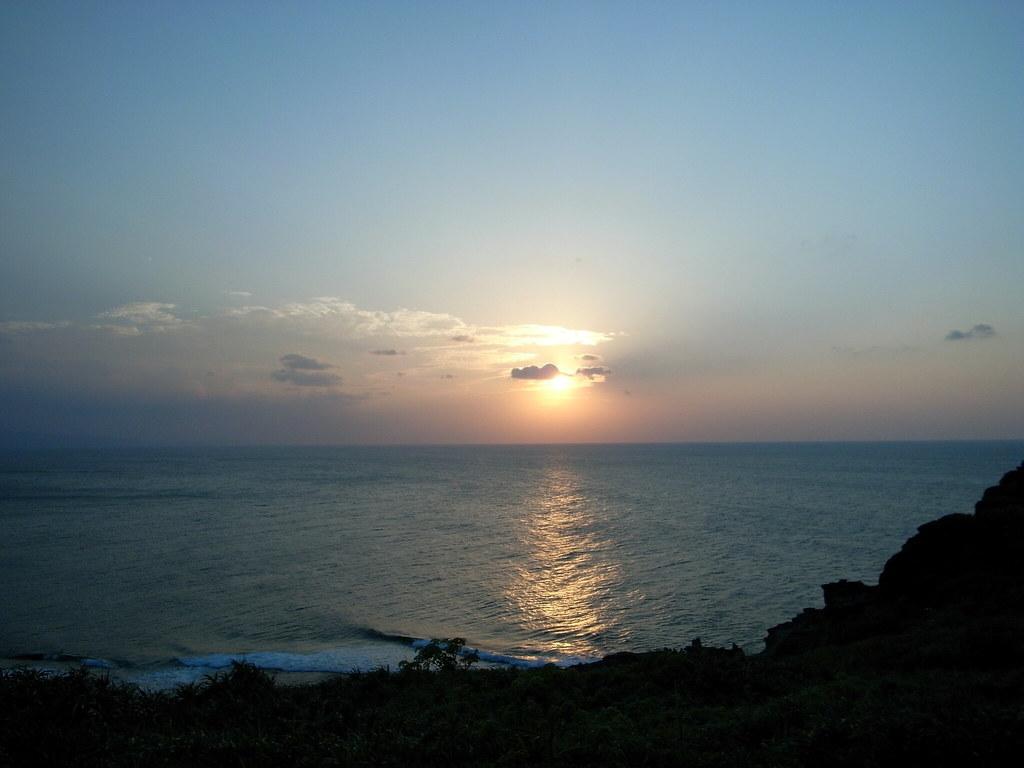 sunset@御神崎