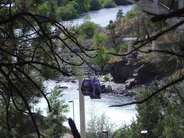 Spokane Falls Gondola