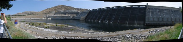Grand Coulee Dam Panorama