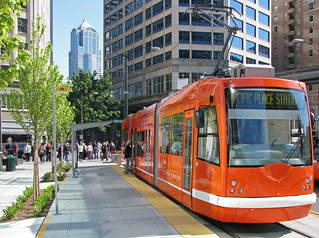South Lake Union Trolley | by MSPdude
