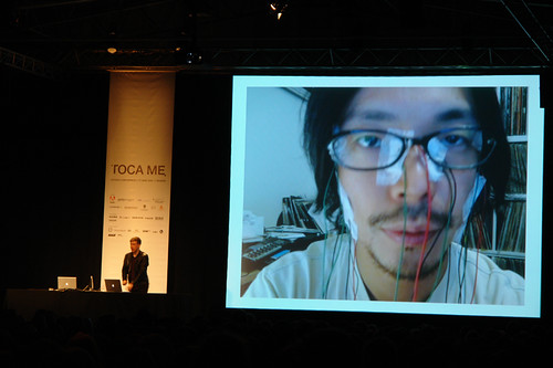 TOCA ME design conference 09
