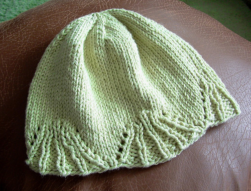 scallop-edged-baby-hat | by dsoule1
