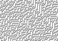 Cellular Automaton : Rule 45 | by hawkexpress