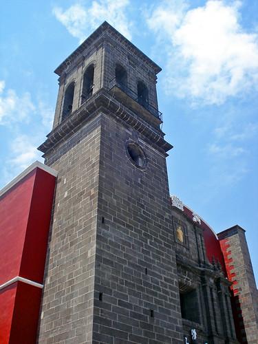 Torre de Santo Domingo (Puebla, México)