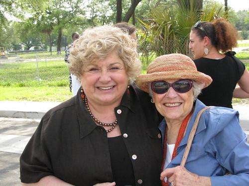 Barbrar Aiken, PRI and Betty Melaver   by Seven Waves Marketing