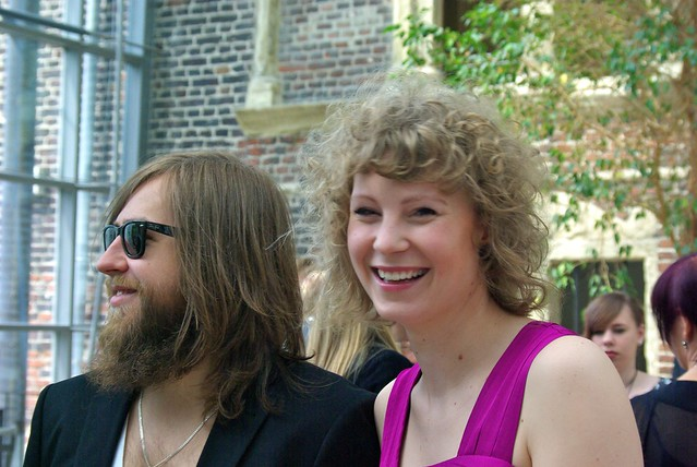 Julias und Bennys Hochzeit