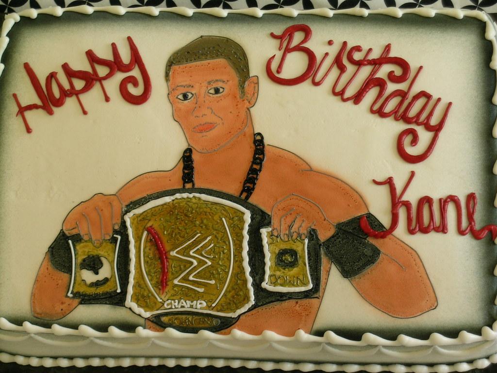 Marvelous Wwe John Cena Andrea Moreno Flickr Personalised Birthday Cards Veneteletsinfo