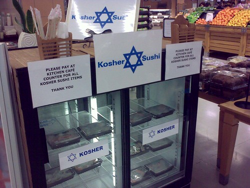 Kosher sushi | by Paul Jacobson