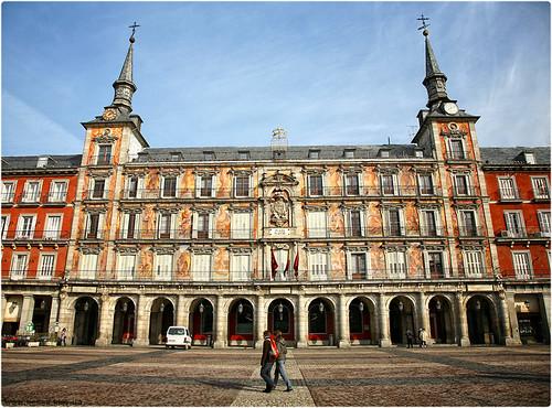 plaza_mayor | by Alexandra (Nessa) Gnatoush