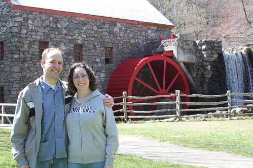 Ian and Val by Grist Mill-3 | by ianandval