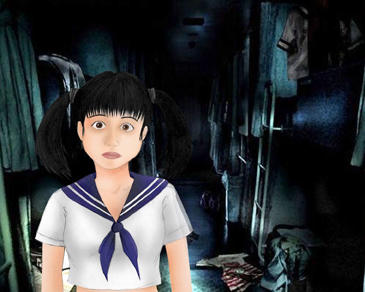 Ichiko De Forbidden Siren 2 Ichiko Yagura Un Personnage D Flickr