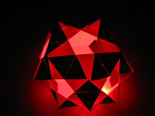 Light polyhedra | by fdecomite