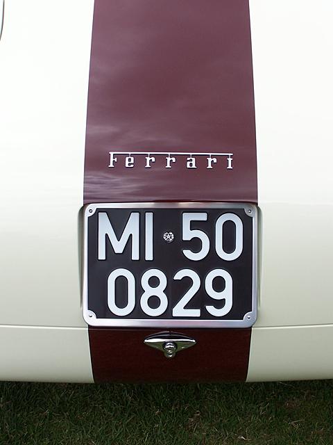 1960 Ferrari 250 GT SWB Competizione-4