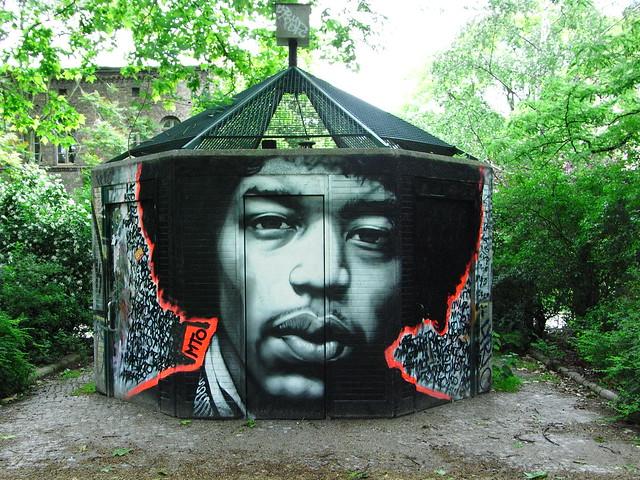 Jimi Hendrix remastered by MTO