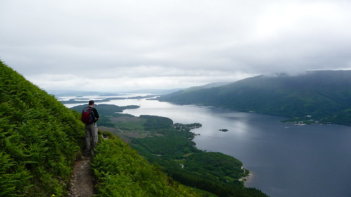 Danny and Loch Lomond | by Ian D