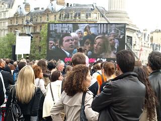 London's massive singalong
