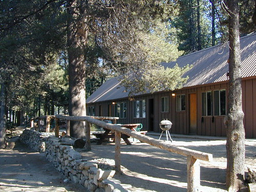 Vermilion Lodge