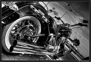 Harley Davidson (Explored) | by Steve's Photography :-)