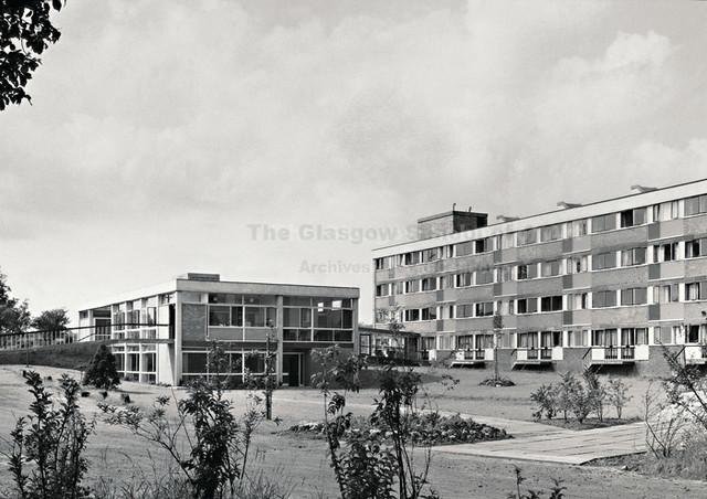 GKC/MHB/2/2/1 Bellshill Maternity Hospital and Nurses' Home - 1962