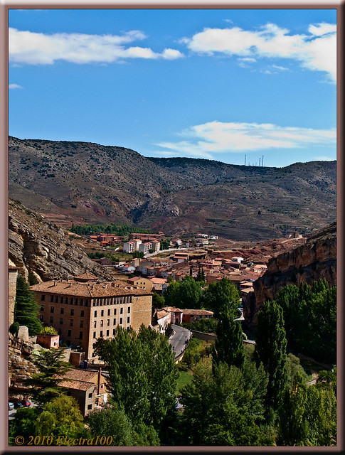 Albarracín ...