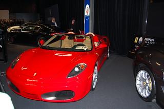Ferrari F350 Spyder Bernard B Flickr
