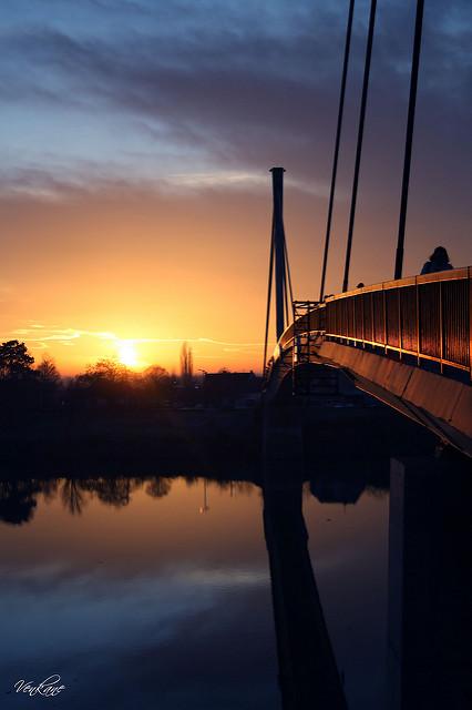 Nevena Uzurov - Bridge over quiet river