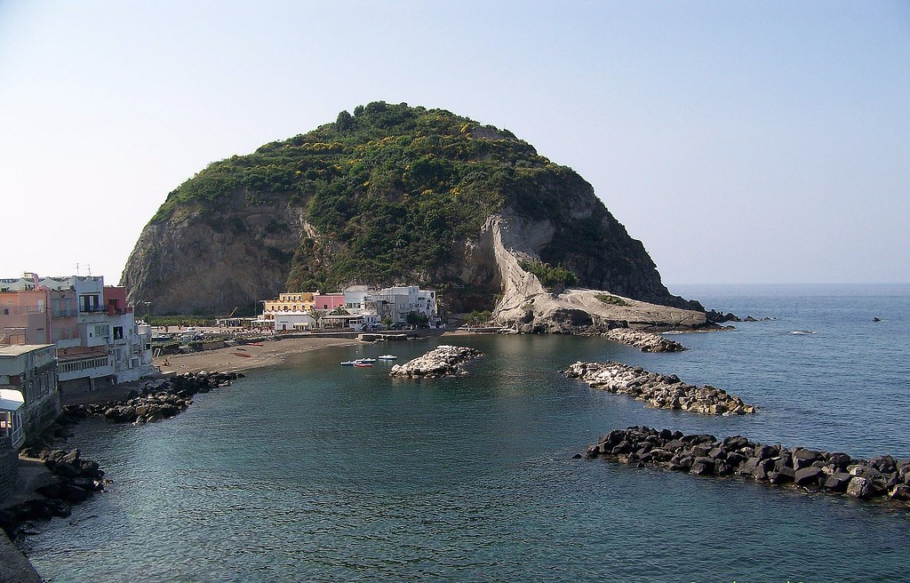 Isola d'Ischia - Punta S.Angelo