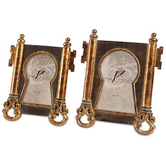 CPF806871S - Castle Key Picture Frames